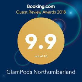 Booking.com - Guest Review Award Winner 2018 - 9.9