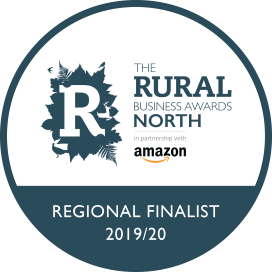 Rural Business Awards North Finalist - 2019/2020